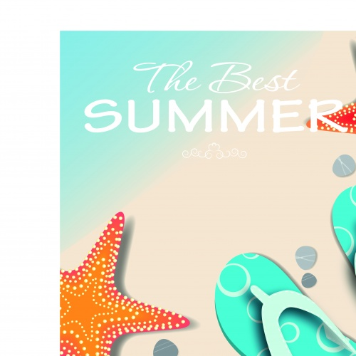 Лето фоны | Best summer vector background