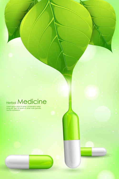 Medicine illustration