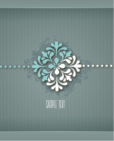 100 Floral Frames Vector Illustrations