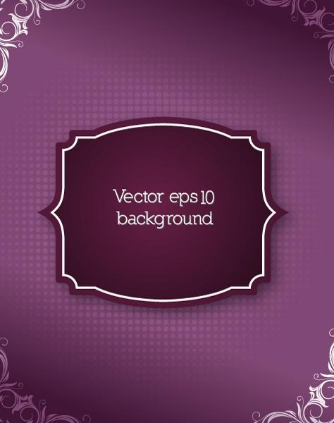 100 Floral Frames Vector Illustrations