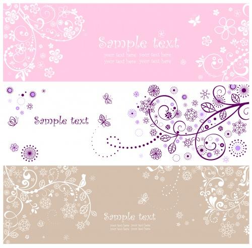 Floral cards 18