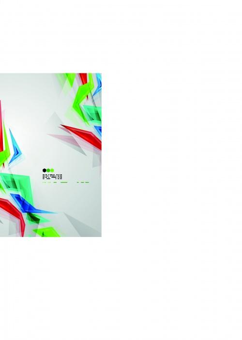 Цветные волны и изгибы фоны | Colored waves and bends vector background 2