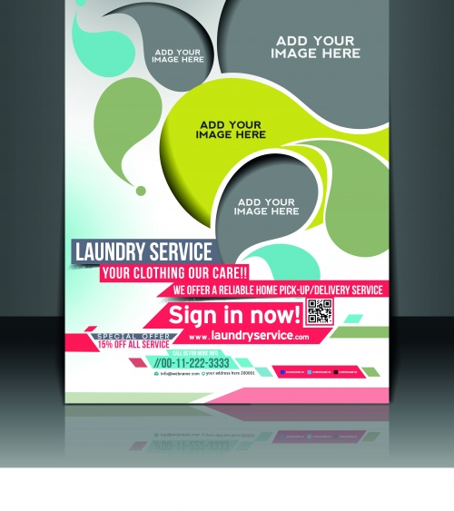 Бизнес флаеры брошюры и обложка журнала часть 8 | Business flyer brochure and magazine cover vector 8