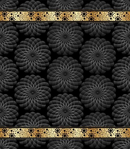 Цветочный фон 30 | Floral background 30