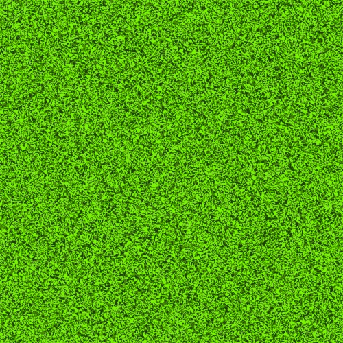 Green Grass & Leaves Vector