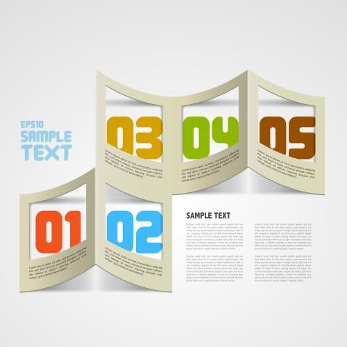 3D Paper graphics