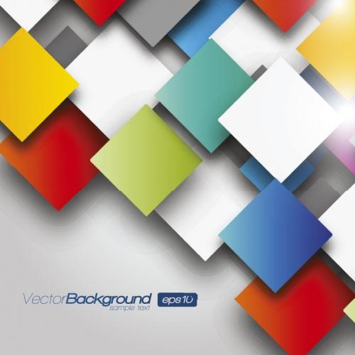 Абстрактные фоны - Векторный клипарт | Abstract backgrounds - Stock Vectors
