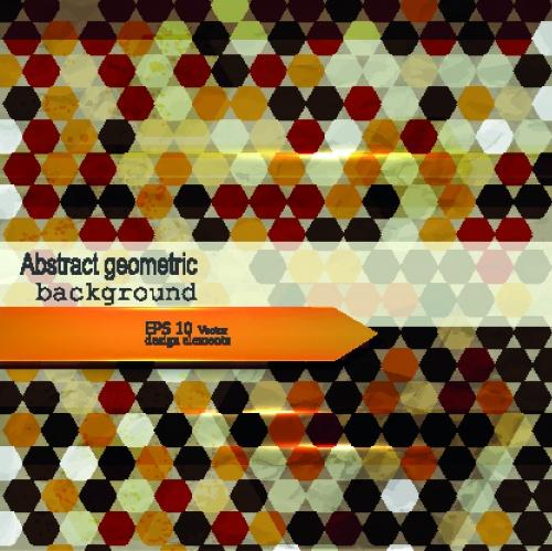 Геометрические абстрактные фоны 2 | Geometry abstract vector background 2