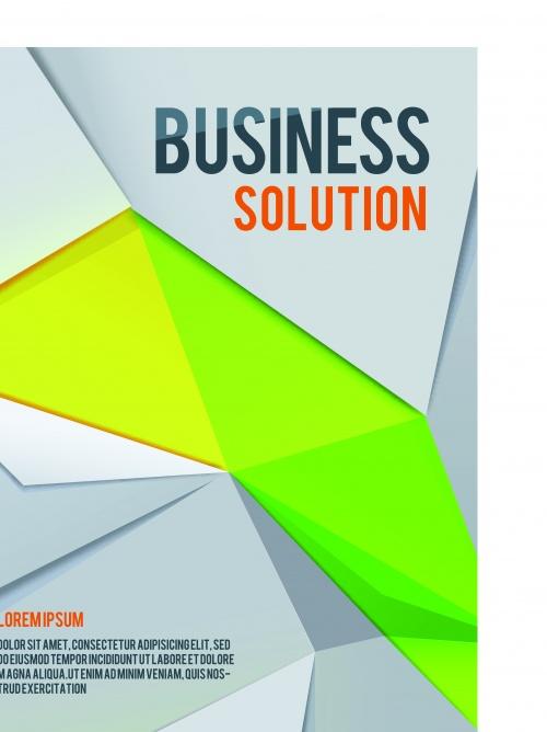 Бизнес постеры обложки часть 20 | Business poster cover design vector set 20