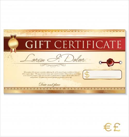 Certificate vector 19