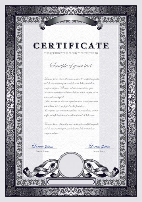 Certificate vector 20