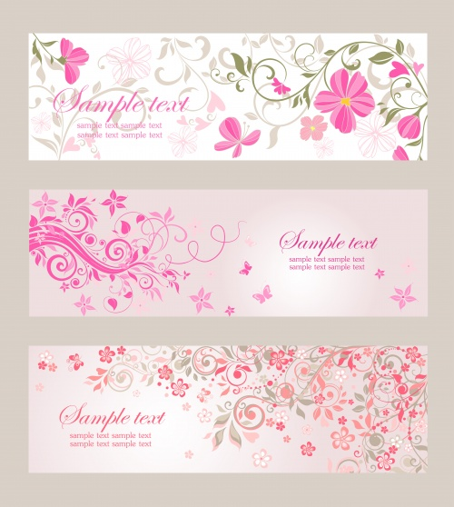 Flower cards 14