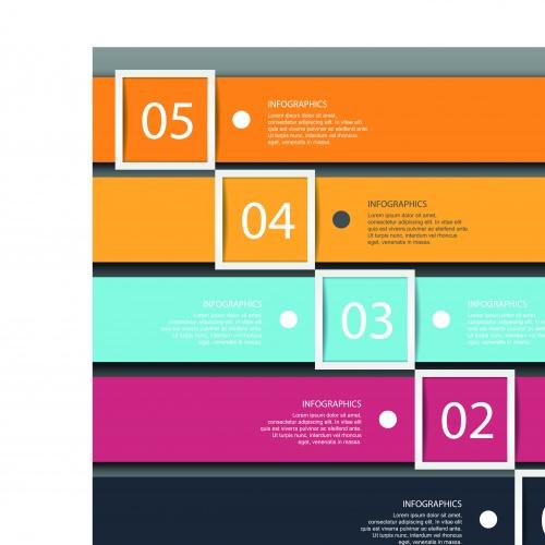 Инфографики креативный дизайн часть 62 | Infographic creative design vector set 62