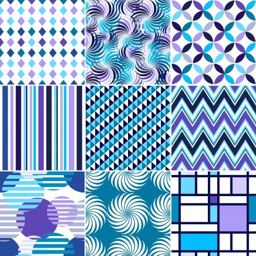 Винтажные векторные текстуры / Vintage textures - vector stock