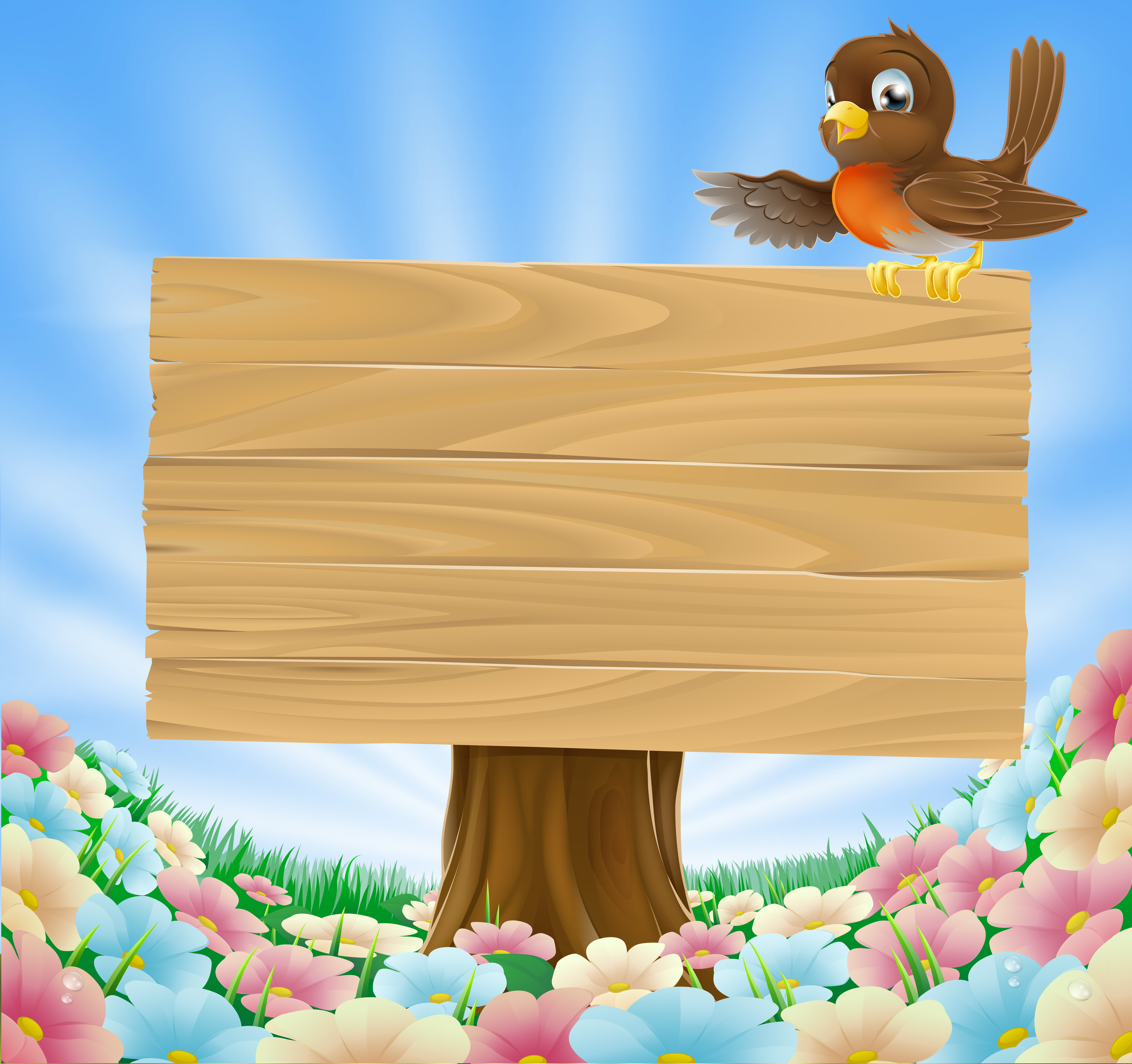 Де�евянн�е �абли�ки в ��аве Век�о�н�й клипа�� wooden