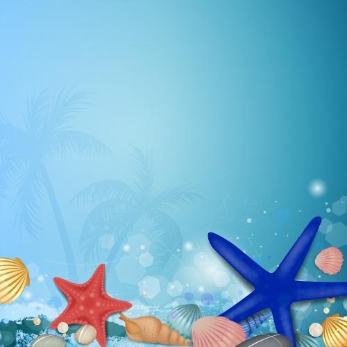 Летний фон 5 | Summer background 5