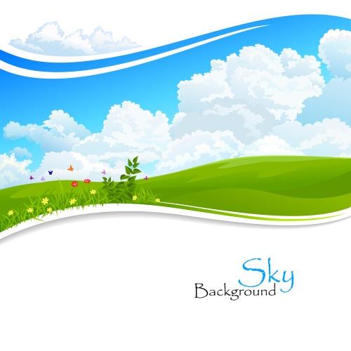Летний фон 4 | Summer background 4