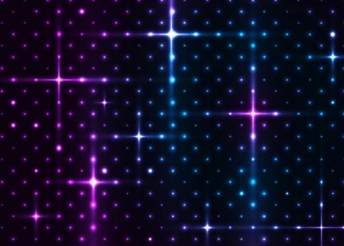 Текстуры - Абстрактный блеск в Векторе / Textures in Vector - Abstract shine
