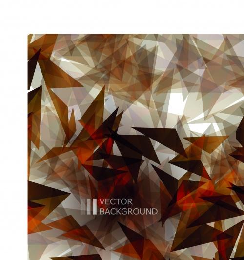 Креативные абстрактные фоны 3 | Creative abstract vector background 3